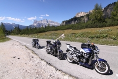 SR48, Cortina d'Ampezzo, Veneto, Italia